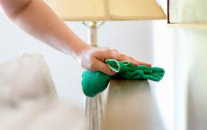 Уборка пыли в квартире и доме в Кирове