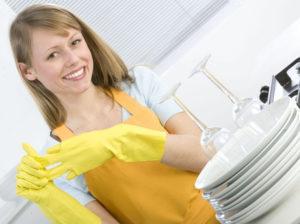 Мойка посуды на дому в Кирове
