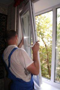 Замена створок пластиковых окон в Кирове
