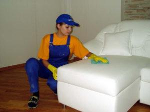 Чистка мебели на дому в Кирове