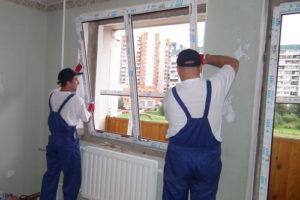 Установка пластиковых окон в Кирове
